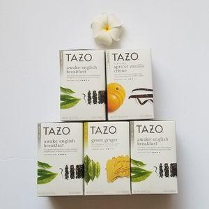 TAZO TEAS. VARIETY LOT